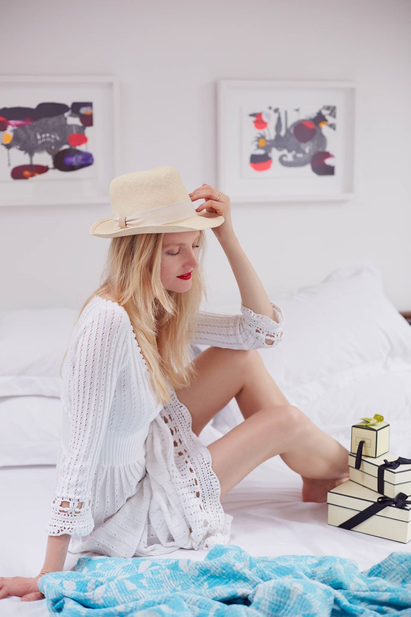 Candice Lake shares her summer travel essentials