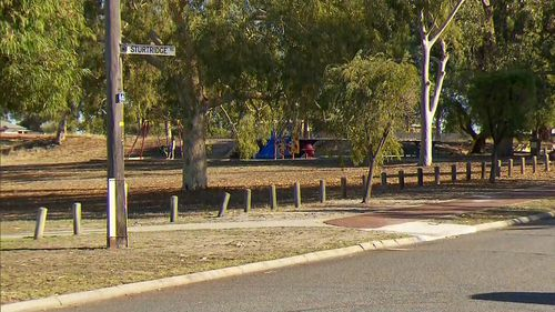 A man was shot in the leg with a crossbow while riding his bike on Sturtridge Road, Lockridge overnight.