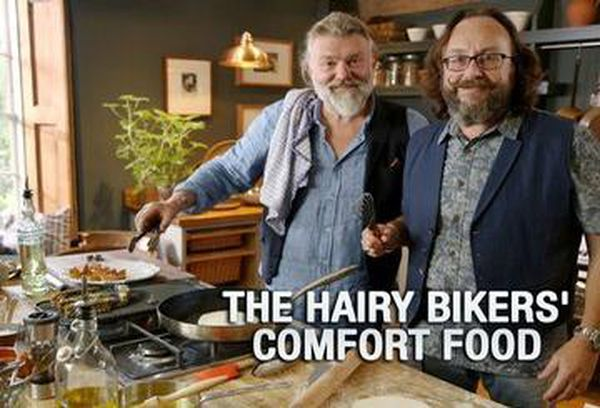 Hairy Bikers' Comfort Food