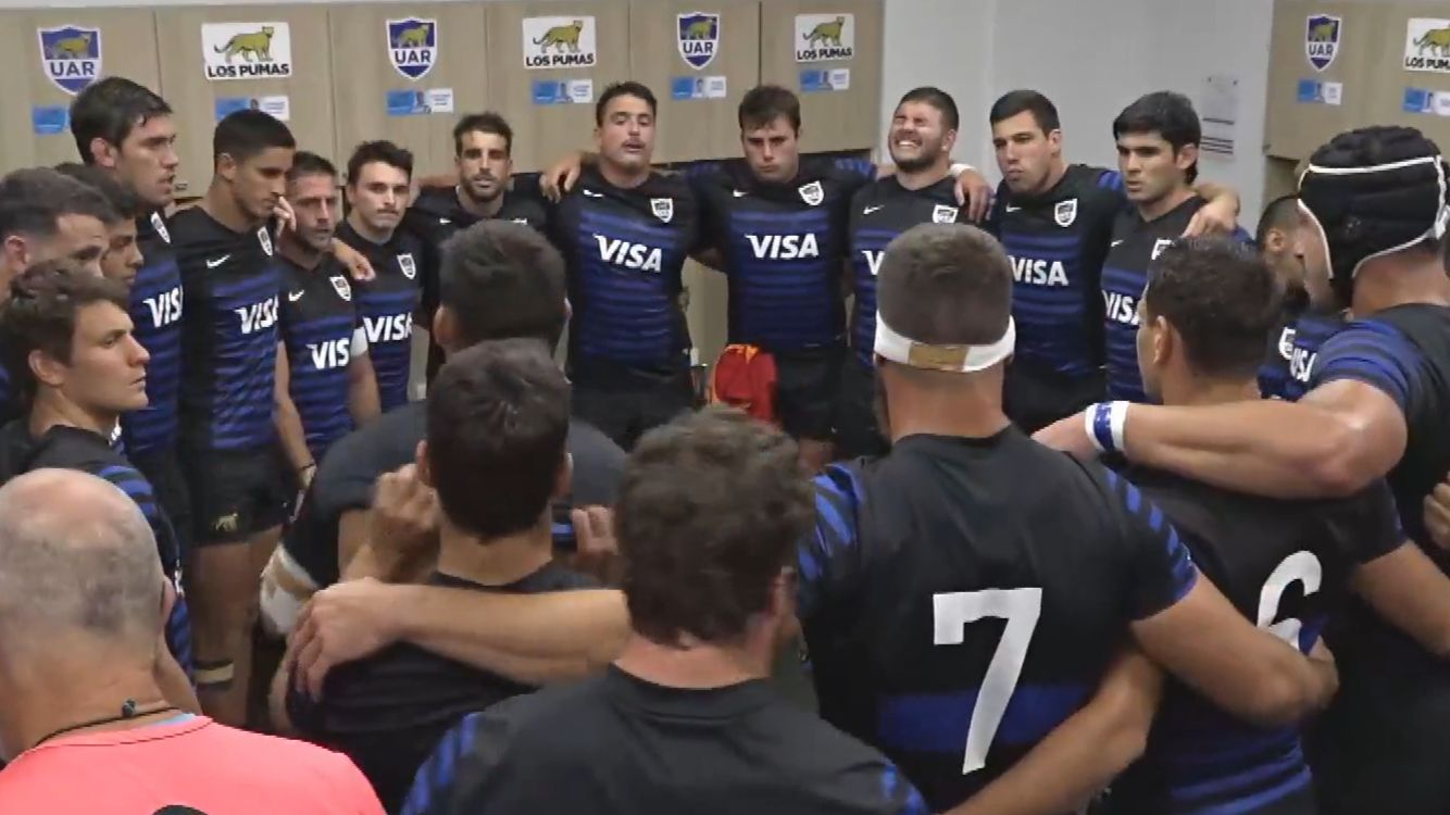 Rugby Championship: Argentina coach Mario Ledesma deflects talk on stranded squad members