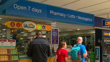 Search underway for $20 million lotto ticket sold in Perth CBD