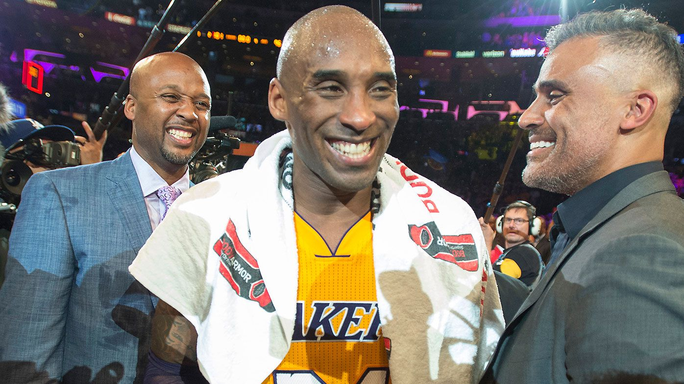 Kobe Bryant makes huge score with BodyArmor sports drink investment