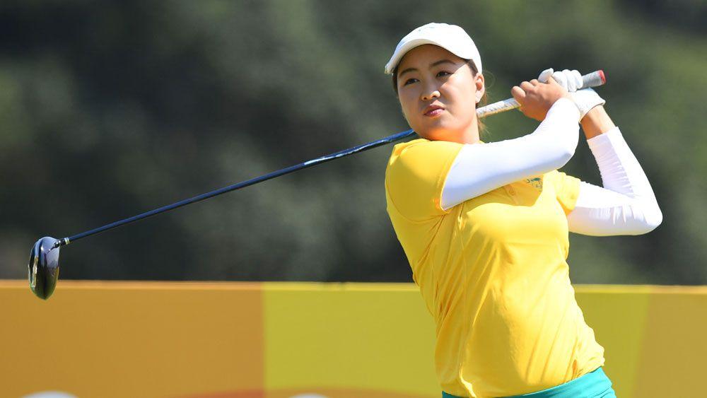 Minjee Lee. (AFP)