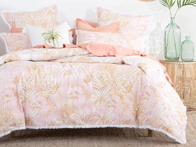 Lana Quilt Cover Set — Pillow Talk