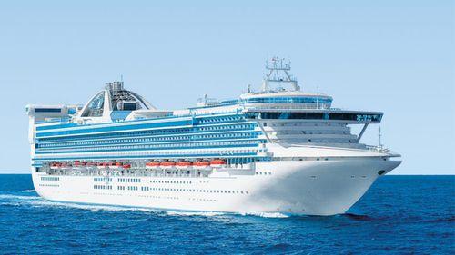 Golden Princess passenger's death on cruise ship 'not suspicious'