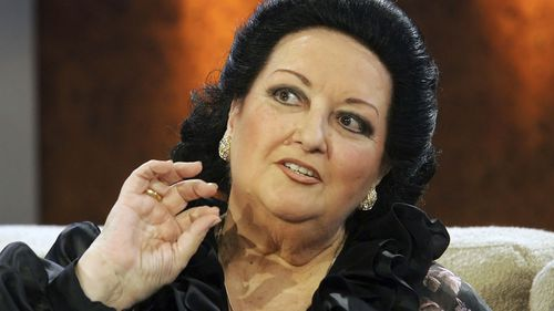 Spanish opera singer Montserrat Caballe, who sang Barcelona Olympic duet with Freddie Mercury, dies aged 85