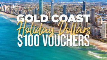 The Queensland Government has announced it will be expanding its Holiday Dollars Voucher Campaign to one of the country's biggest tourist destinations, the Gold Coast.