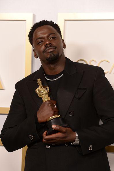 Oscars, Daniel Kaluuya, mistaken, Leslie Odom Jr