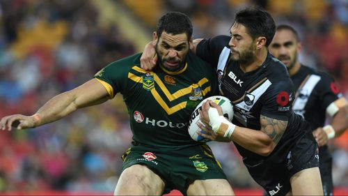 Inglis is now facing a drink-driving charge.