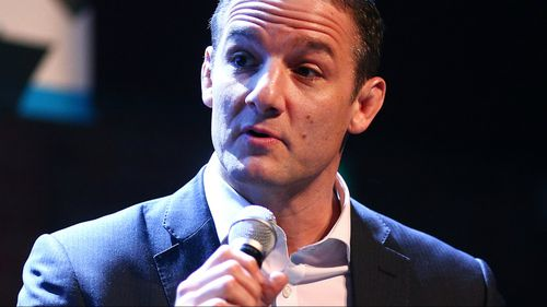 """David Grevemberg said there was a """"clear breach"""" of the Games' no-needle policy. (AAP)"""