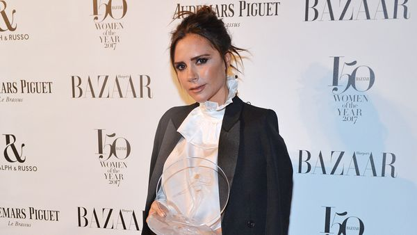 Victoria Beckham - mother of four and killer business woman too. Image: Getty.