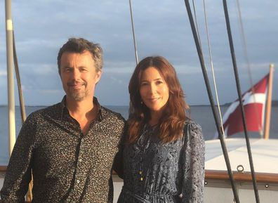 Princess Mary on holidays in Denmark with royal family
