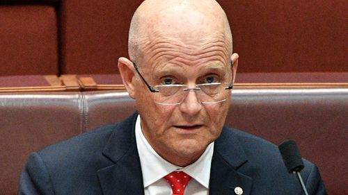 Liberal Democrats senator David Leyonhjelm's private member's bill to restore their rights to legislate on assisted dying was narrowly defeated in the upper house on Wednesday.