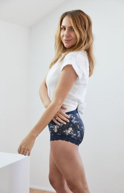 """<p>Australia's golden girl Kate Ritchie has come a long way since playing Sally Fletcher onHome & Away.</p> <p>Iconic <a href=""""https://www.jockey.com.au/"""" target=""""_blank"""">Australian underwear brand Jockey </a>has today launched their latest campaign, 'She Wears the Pants' staring the Nova co-host in her smalls - and rocking it.</p> <p>The mum of one is fronting the new collection which celebrates a woman's right to wear comfortable underwear, that's bottoms that cover your behind and don't ride up. Amen.</p> <p>Ritchie says with a hectic lifestyle, comfort is key.</p> <p>""""In my busy life juggling radio and family, it's more important than ever to feel comfortable and confident every day. It's all about starting the day with a confident foundation and that's my Jockey underwear. No one does coverage like Jockey and I am obsessed with the Parisienne range!"""" says Ritchie.</p> <p>The new range is available to purchase <a href=""""https://www.jockey.com.au/"""" target=""""_blank"""">now</a>.</p> <p>Click through to check out the brunette beauty's starring role in the new campaign…</p>"""