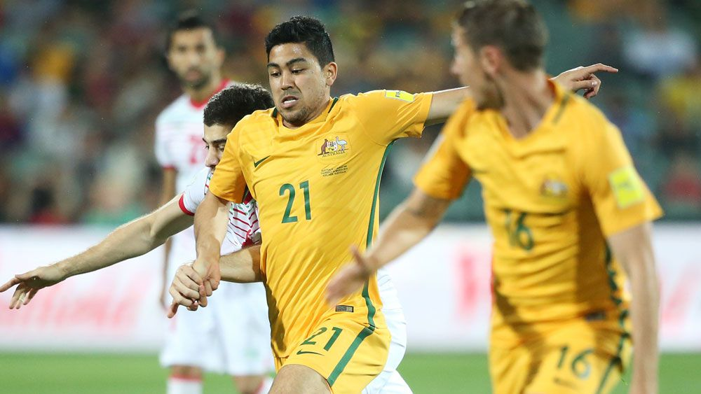 Another step forward, says Socceroos boss