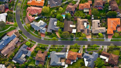 The RBA maintained the same rate amid a slump in the Australian property market and slow house sales. Picture: Supplied.