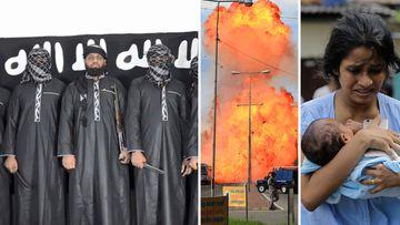 190424 Sri Lanka bombings Islamic State claims responsibility