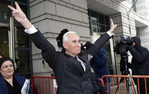 Donald Trump commutes sentence of political ally Roger Stone