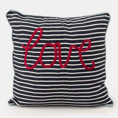 "<a href=""http://www.bodenclothing.com.au/en-au/womens-accessories/homeware/a0101/womens-printed-cushion"" target=""_blank"">Boden Love printed cushion, $75.</a>"