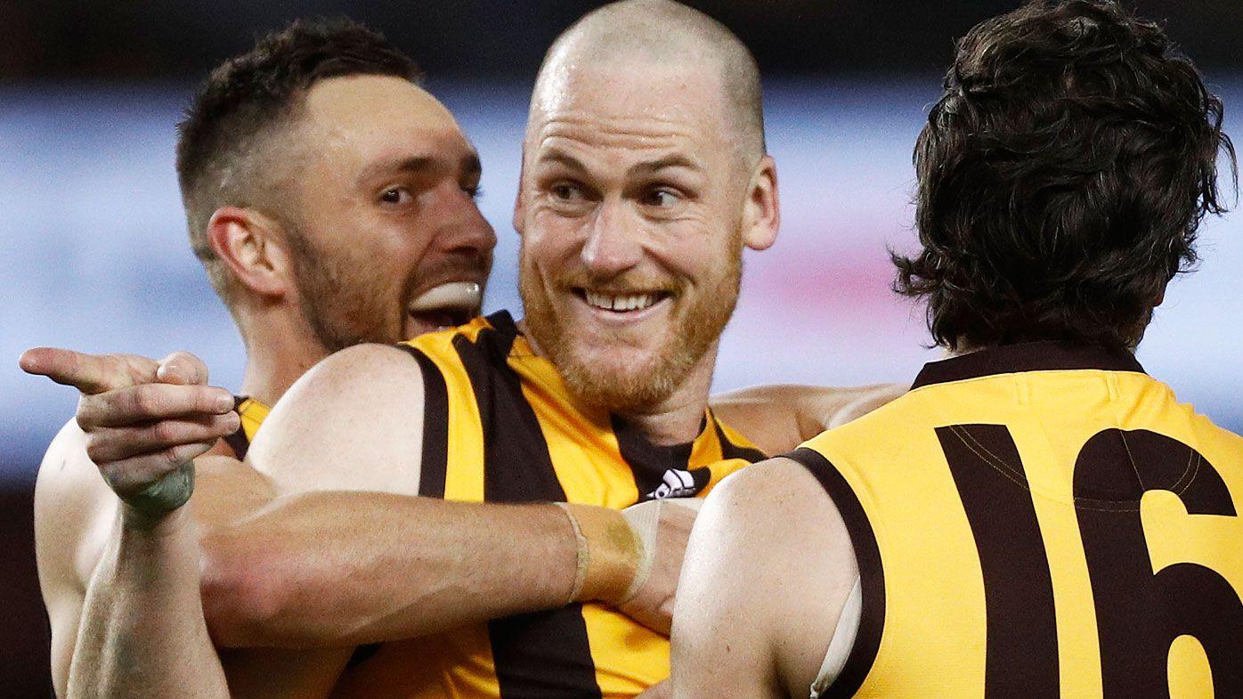Hawthorn Hawks consider extending Jarryd Roughead's AFL farewell