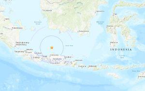 Earthquake measuring 6.6 hits Indonesia's main island and is felt in Bali