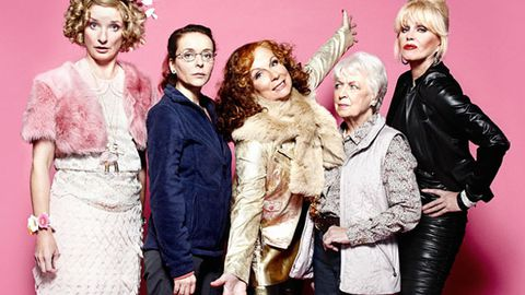 Sneak peek: the new episodes of Absolutely Fabulous