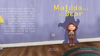 Sarah Ferguson Matilda and the Bear Emma Macey book cover