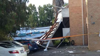 Severe weather has caused widespread damage across Perth. (9NEWS)