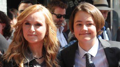 Melissa Etheridge, son Beckett Cypher