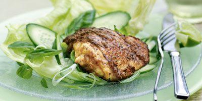 Thai grilled chicken salad