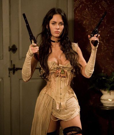 Megan Fox, transformation, photos, through the years, Jonah Hex
