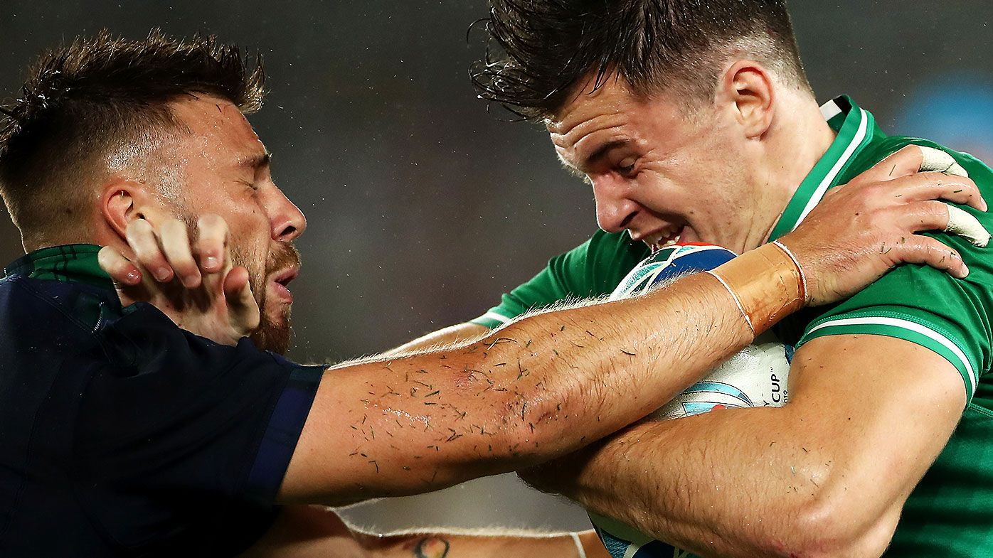 Ireland v Scotland Rugby