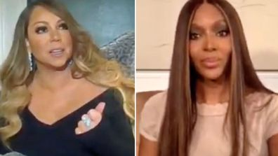 Mariah Carey appears on Naomi Campbell's No Filter YouTube show