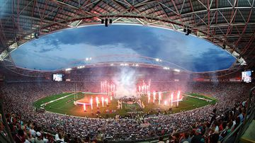 NSW premier to spend 'what we have to' on upgrading Sydney stadiums