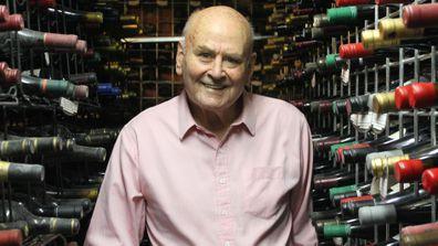 Leading wine expert James Halliday