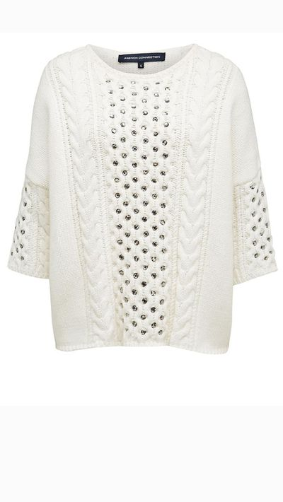"<a _tmplitem=""18"" href=""http://www.frenchconnection.com.au/knitwear/beaded-lily-knit/w2/i7920684_2405787/""> Beaded Lily Knit, $149.95, French Connection</a>"