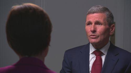 Ms Flint spoke to 9News political editor Chris Uhlmann.