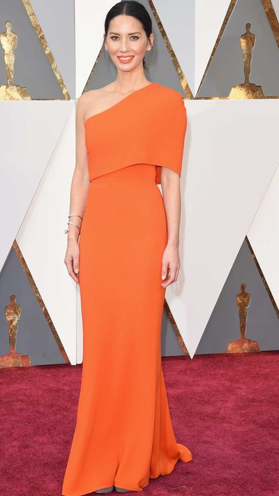 Olivia Munn in Stella McCartney