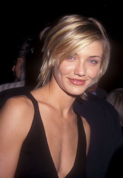 Cameron Diaz at the <em>In &amp; Out</em> Hollywood Premiere, September, 1997