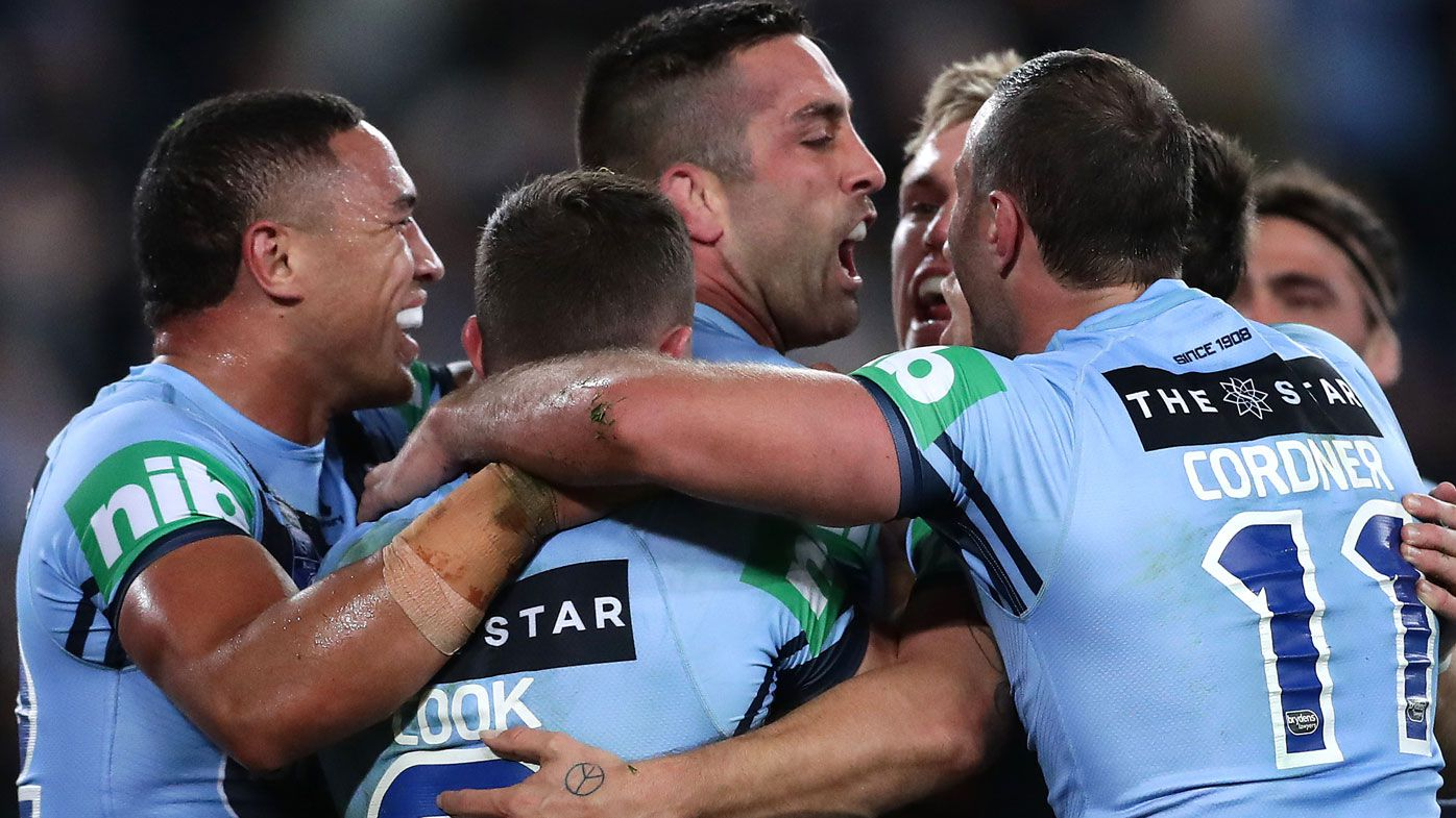 EXCLUSIVE: Former NSW State of Origin captain Paul Gallen names his 2020 Blues team