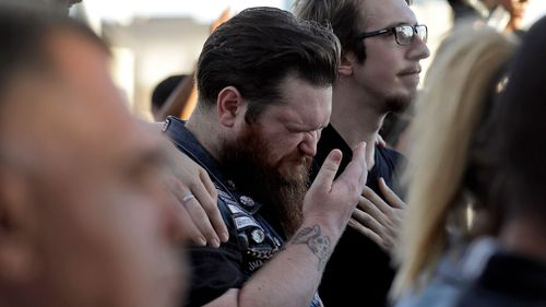 Stories of heroism are emerging in the aftermath of the country's worst mass shooting. (AAP)
