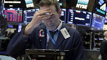 How plummeting Wall St stocks could impact your wallet