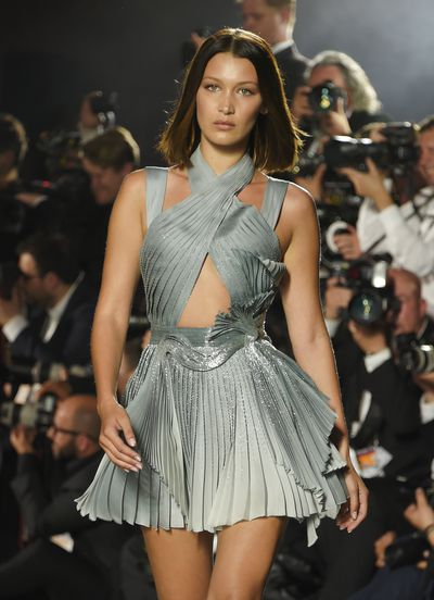 Bella Hadid at Fashion Relief, Cannes