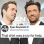 Hugh Jackman shared a hilarious throwback pic for Ryan Reynolds' birthday