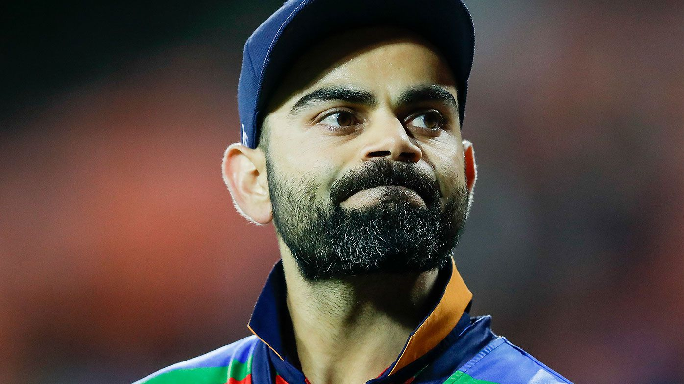 Virat Kohli opens up on 'strange' concussion substitution controversy in T20 opener