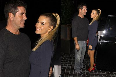 """Yet another <i>X Factor</i> co-host! Carmen split from her finac&#233; Rob Patterson after she was spotted making out with Simon.<br/><br/>Asked why he had chosen the 40-year-old former Playboy model for the previous year's <i>X Factor</i>, Simon said, ''She's got the best set of ... teeth I've ever seen.""""<br/>"""