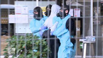 Men arrested at Adelaide hotel