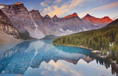 7. Banff National Park, Canada