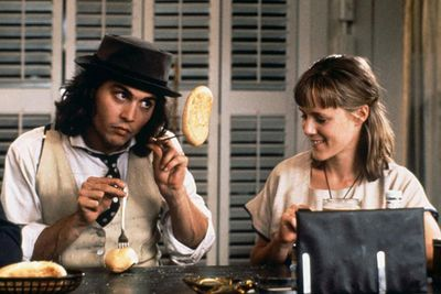 Back in the days when Johnny Depp's quirkiness landed him Golden Globe nominations, his performance as an eccentric drifter was perfection.<br/><br/><b>Weird factor: 7/10 (And we loved every single bit of it)</b>