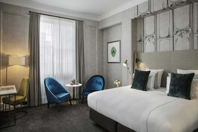 World's Best New Hotel: Hotel Grand Windsor, Auckland, New Zealand